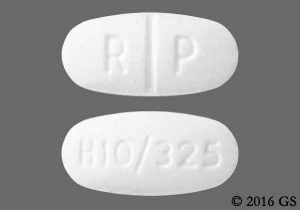 hydrocodone overnight