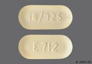 percocet prescription