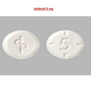 adderall prescription