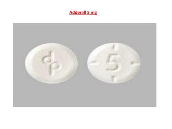 adderall prescription